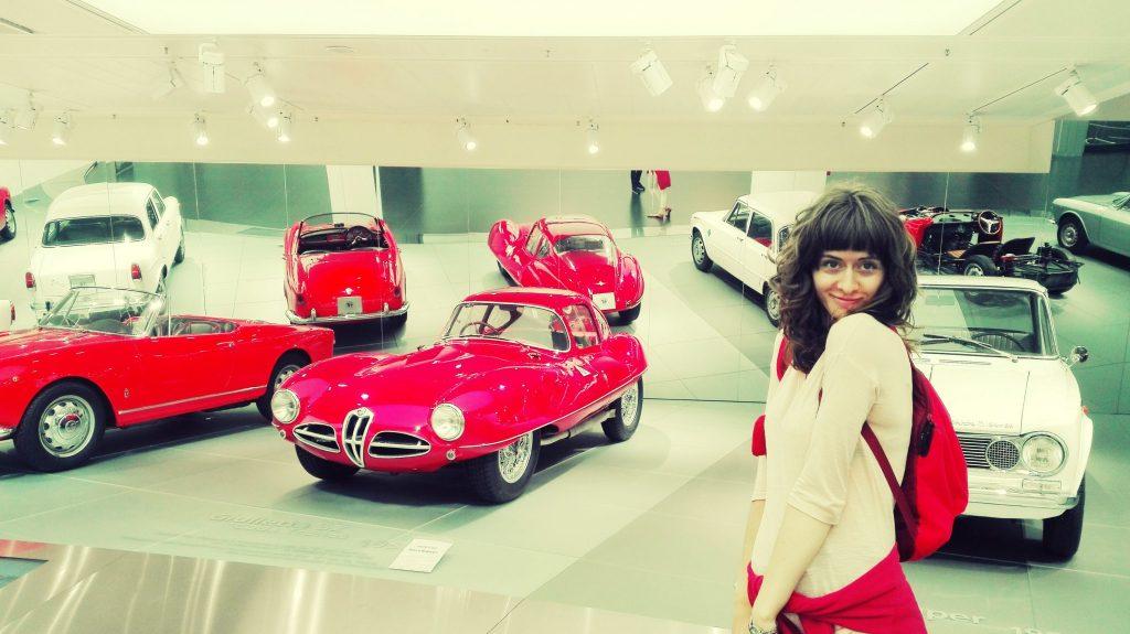 Beauty Alfa Romeo Museo Storico