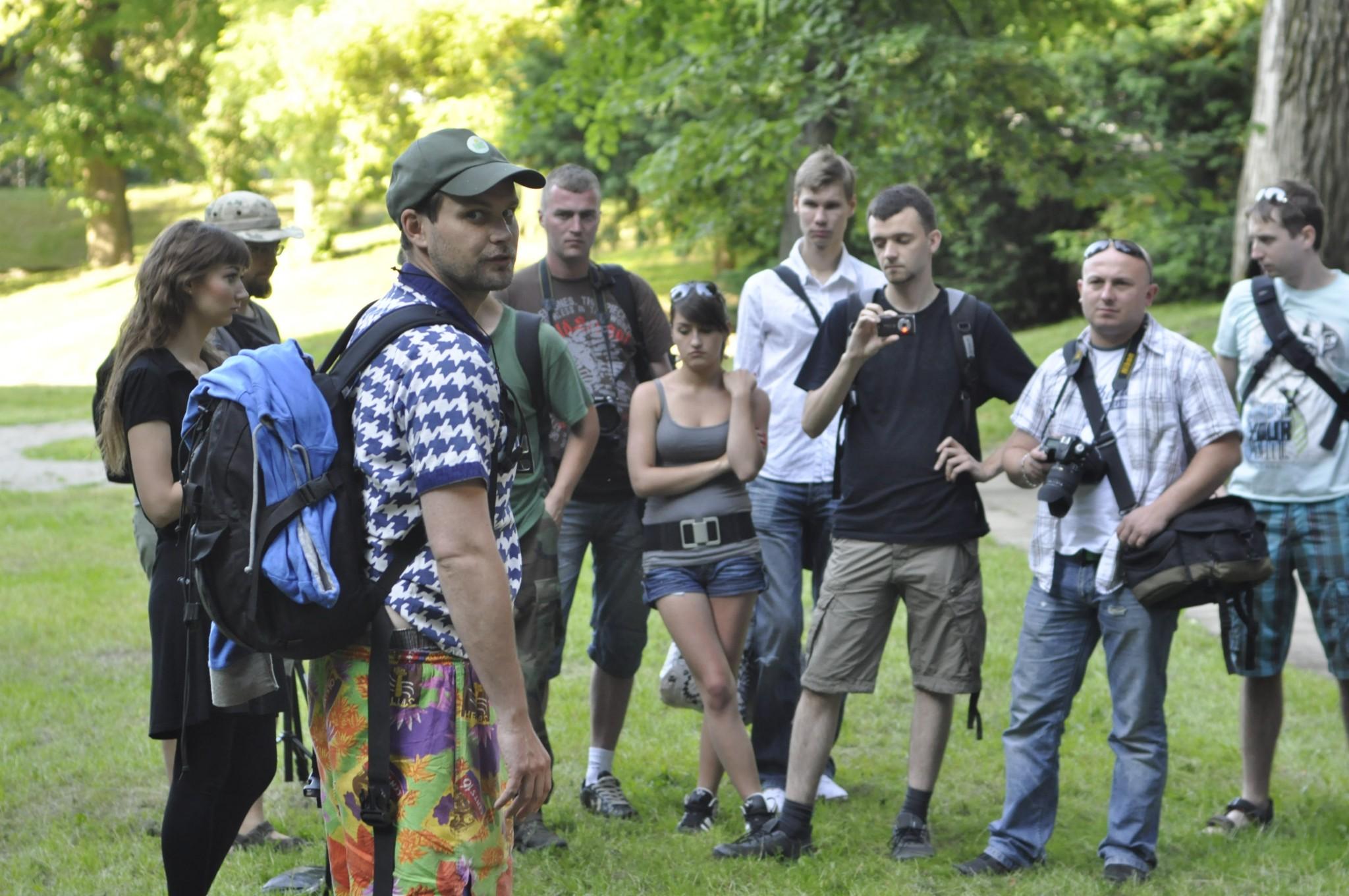 Fotomotif Festival 2010 plener z Igorem Omuleckim