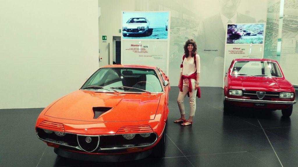 Alfa Romeo Montreal iAlfasud