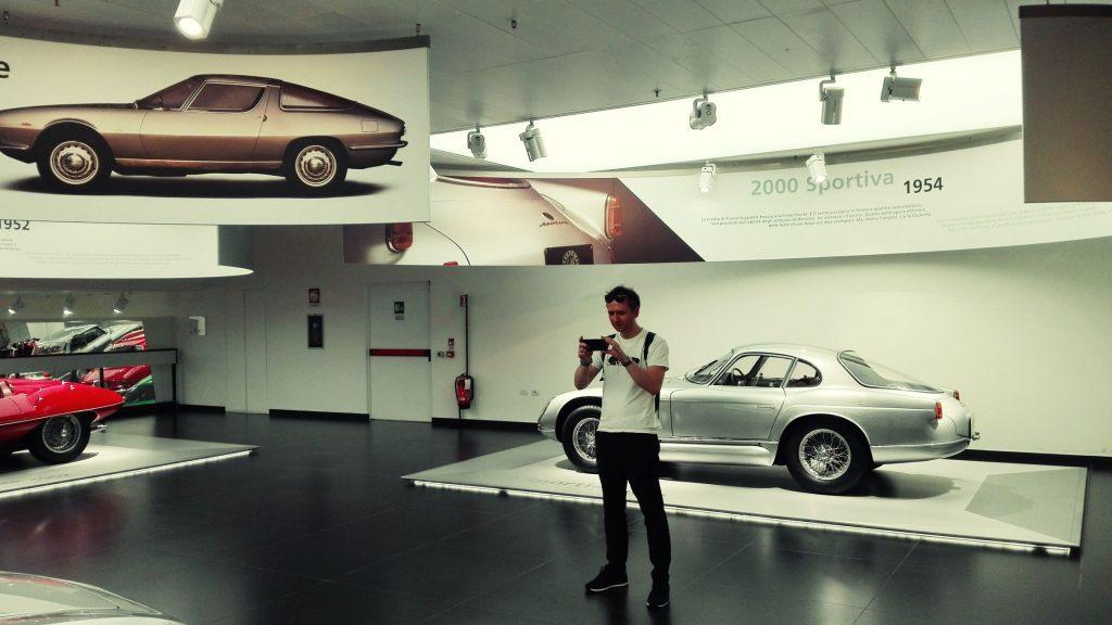 Alfa Romeo Sportiva