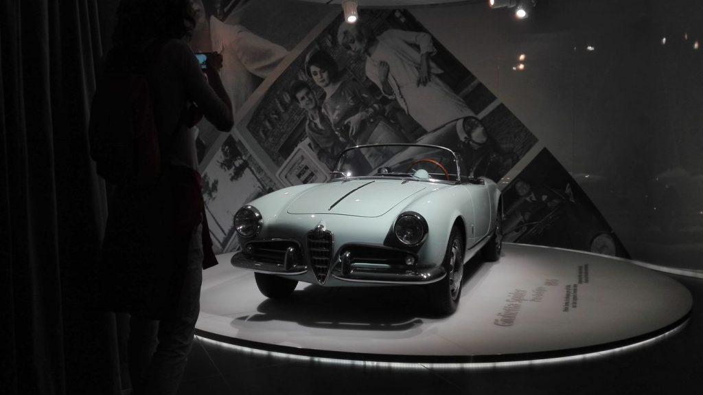 Giulietta Spider Prototipo