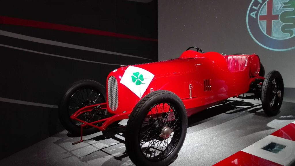 Alfa Romeo Speed