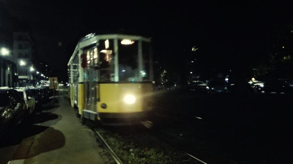 Mediolan tramwaj z1928 roku