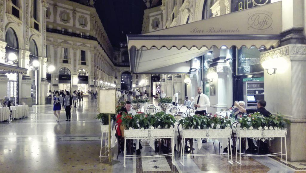 Mediolan Galeria Wiktora Emanuela II
