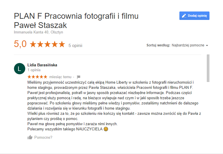 fotografia home staging olsztyn