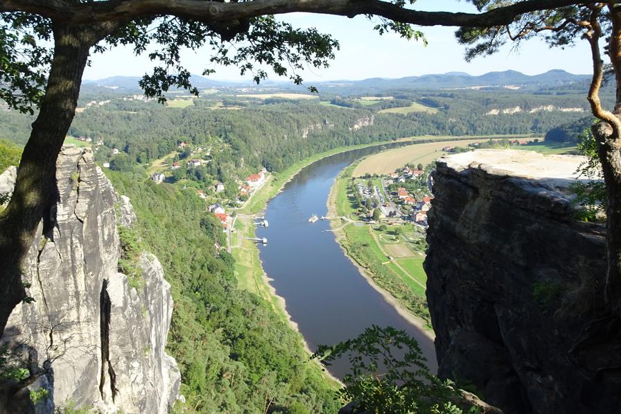 poznań fotografia bastei saksonia szwajcarska