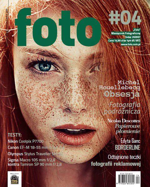 FOTO okładka Paweł Staszak redaktor prowadzący