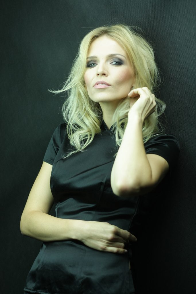 portret Joanna Kondrat