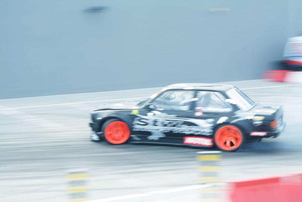 fotografia drift